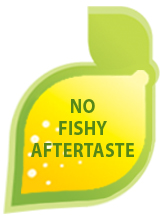 no fishy aftertaste